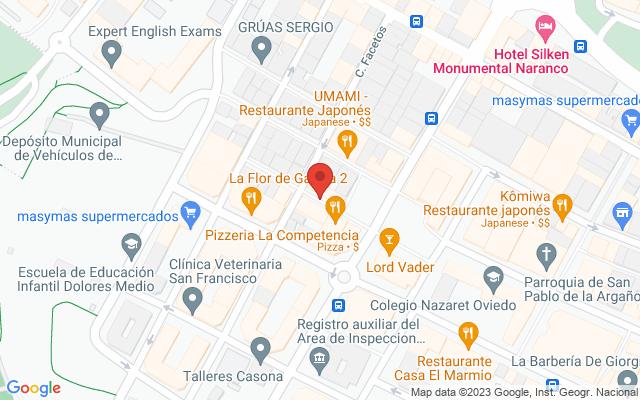 Administración nº27 de Oviedo