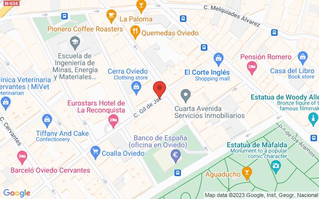 Administración nº29 de Oviedo