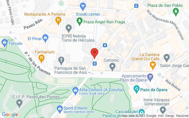 Administración nº40 de Coruña (A)