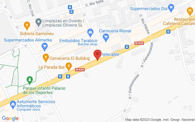Administración nº18 de Oviedo