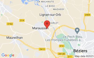 10-244 Route de Villenouvette, 34370 Maraussan, France