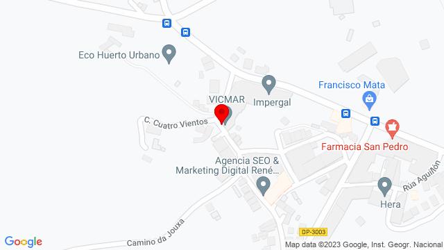 Localización Desatascos Vicmar