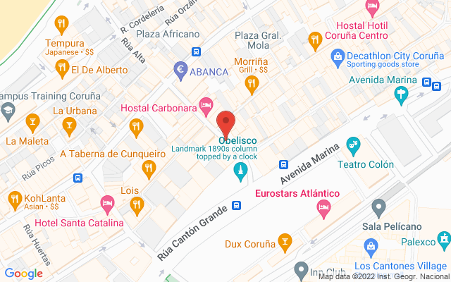 Administración nº7 de Coruña (A)