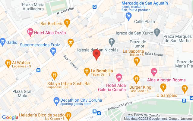 Administración nº6 de Coruña (A)