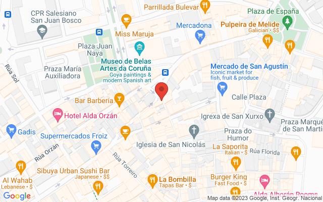 Administración nº33 de Coruña (A)