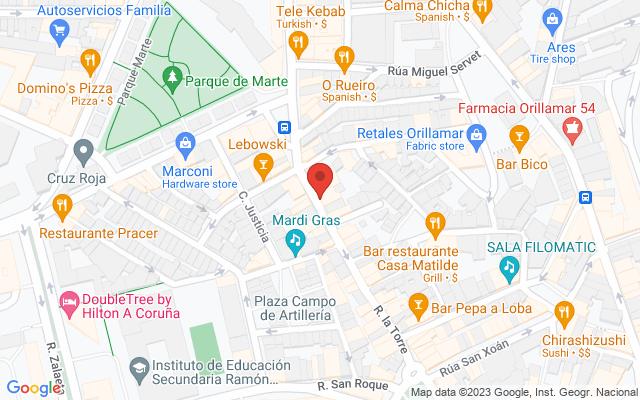 Administración nº32 de Coruña (A)