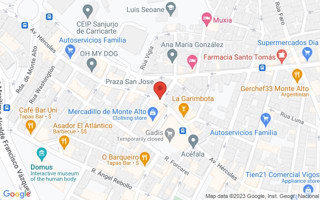 Administración nº21 de Coruña (A)