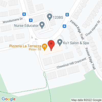 Strive Physiotherapy & Performance Static Google Map