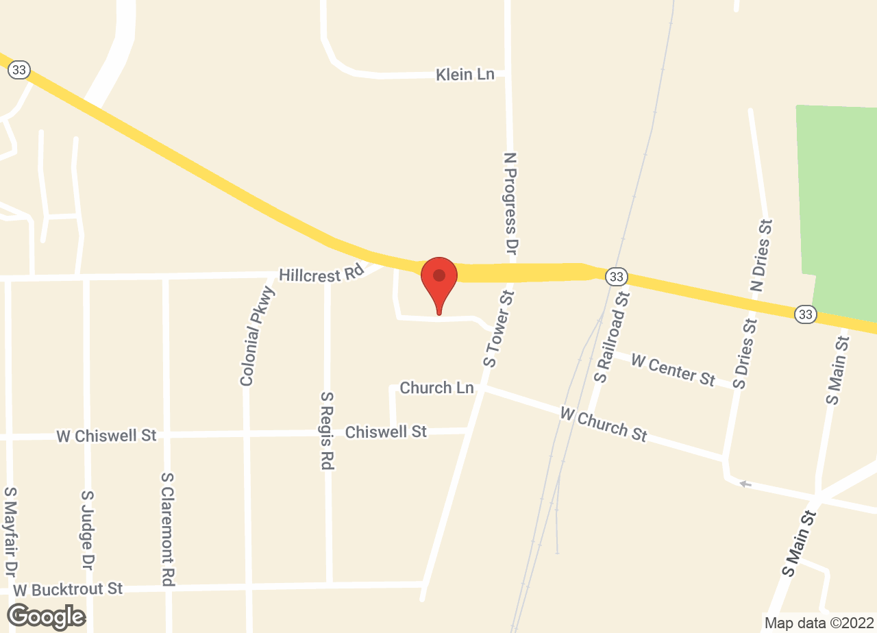 Google Map of VCA Saukville Animal Hospital