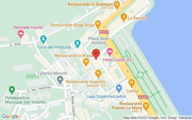 Administración nº2 de S. Vicente de La Barquera