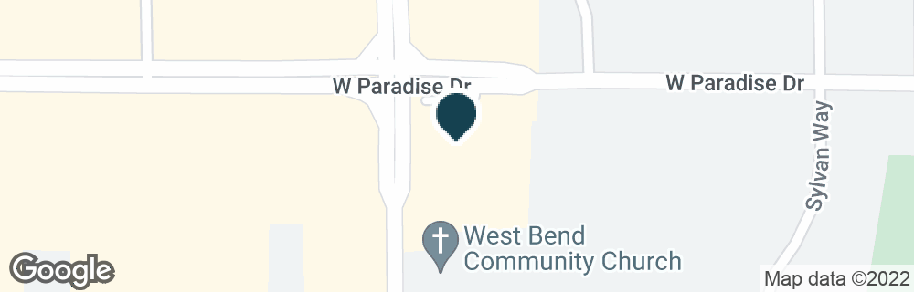 Google Map of1921 S MAIN ST