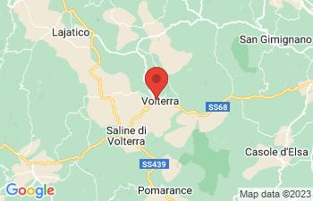 Map of Volterra