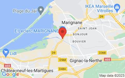 Rond-Point de la Barque, 13700 Marignane, France