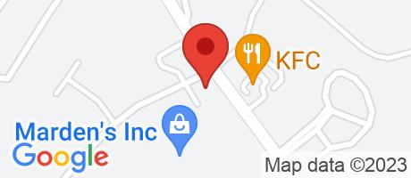 Branch Location Map - TD Bank, Sanford- 1237 Main St. Branch, 1237 Main Street, Sanford ME