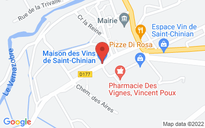 1 avenue de la promenade, 34360 Saint-Chinian