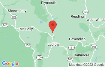 Map of Ludlow