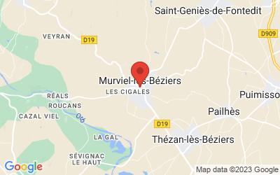 34490 Murviel-lès-Béziers, France