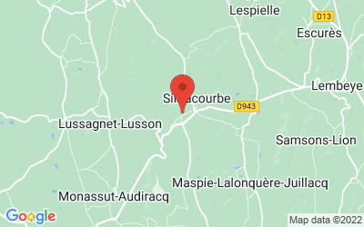 Bourg, 64350 Simacourbe, France