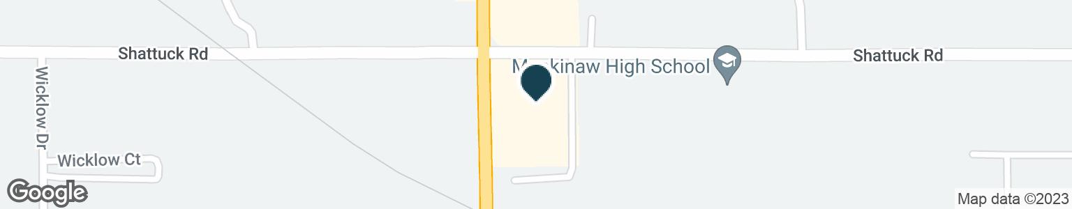 Google Map of2990 BAY RD