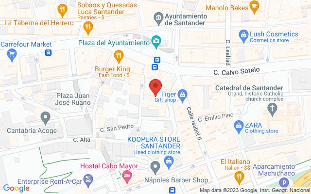 Administración nº21 de Santander