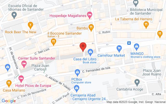 Administración nº5 de Santander