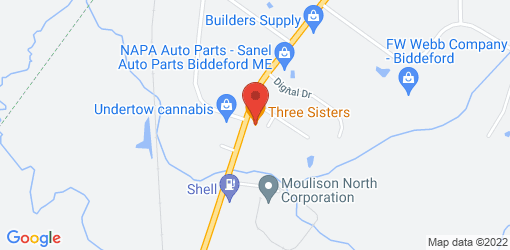 Directions to Three Sisters Family Restaurant