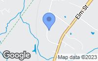 Map of Biddeford, ME