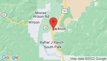 Map of Jackson