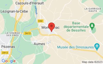 11 Avenue André Bringuier, 34530 Montagnac, France
