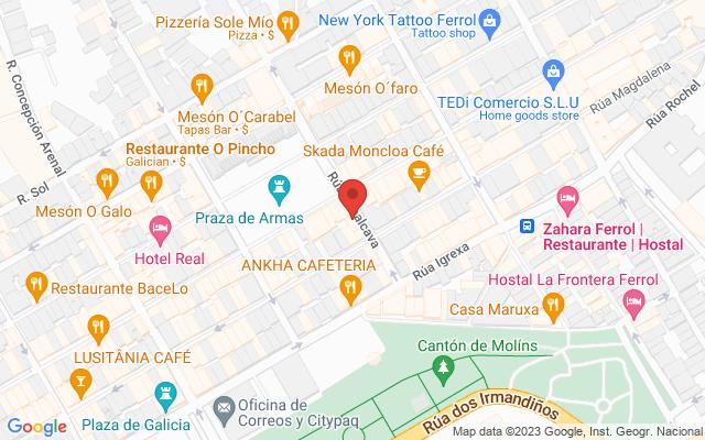 Administración nº9 de Ferrol