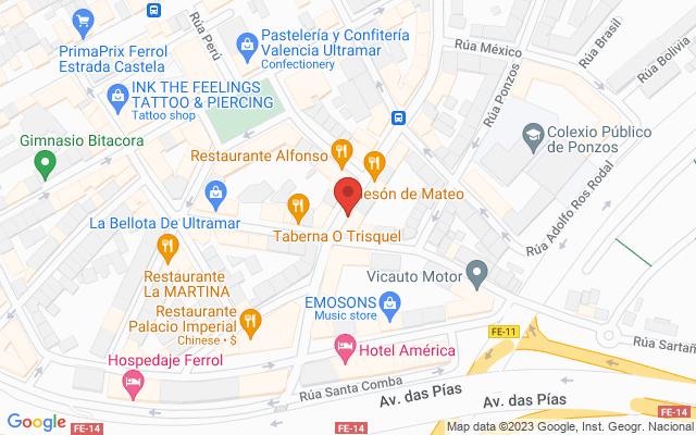 Administración nº3 de Ferrol