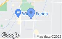 Map of Idaho Falls, ID