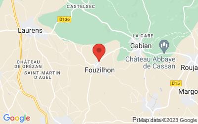 7 D174, 34480 Fouzilhon, France