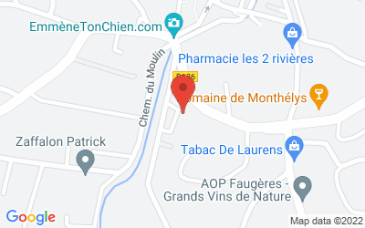 34480 Laurens, France