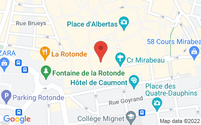 19 Cours Mirabeau, 13100 Aix-en-Provence, France