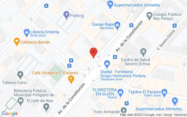 Administración nº28 de Gijón