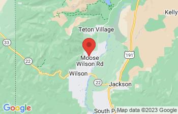 Map of Wilson