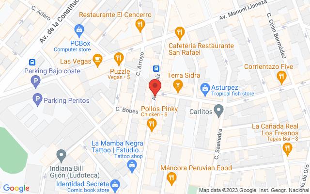 Administración nº12 de Gijón