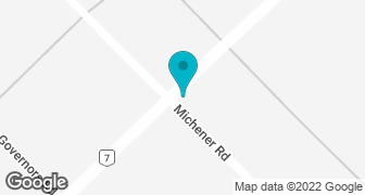 Google Map of Guelph location