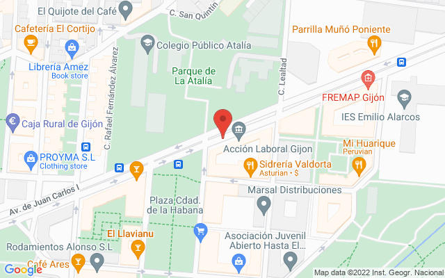 Administración nº34 de Gijón