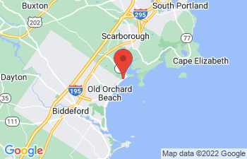 Map of Scarborough