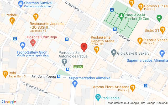 Administración nº8 de Gijón