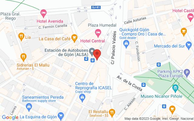 Administración nº7 de Gijón