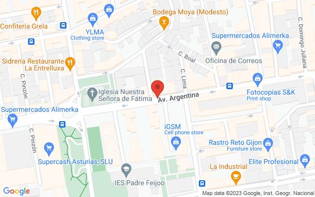 Administración nº20 de Gijón