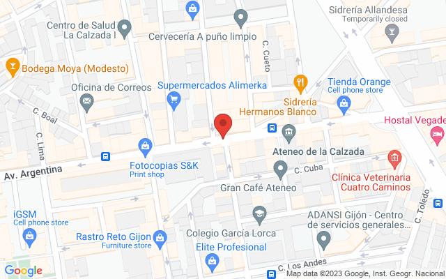 Administración nº27 de Gijón