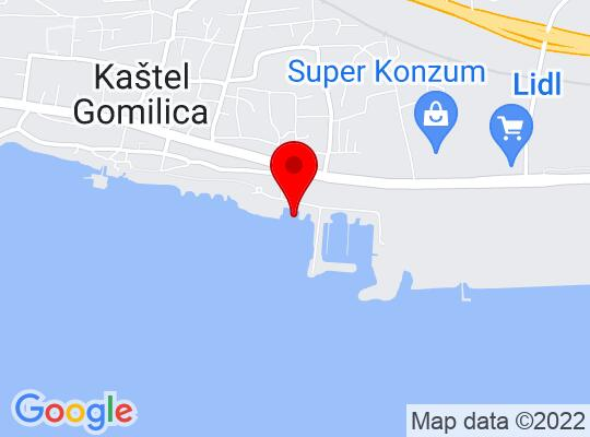 Google Map of Split