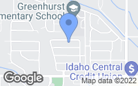 Map of Nampa, ID