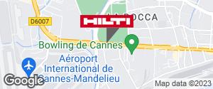 Espace Hilti - La Plateforme du Bâtiment - Cannes La Bocca