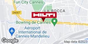 Hilti Store - Cannes / Mandelieu la Napoule (ZI de la Tourrade)