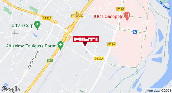 Hilti Store - Toulouse Sud (ZI Thibaud)